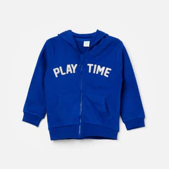 FS MINI KLUB Printed Hooded Sweatshirt