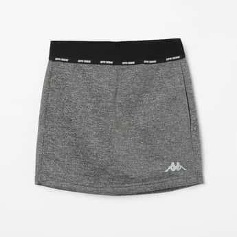 KAPPA Solid Sports Skirt