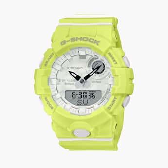 CASIO G-Shock S-Series Women Bluetooth-Enabled Analog-Digital Watch - GMA-B800-9ADR-G1000