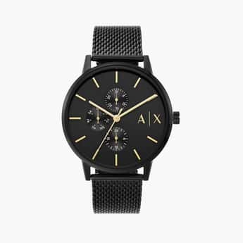 ARMANI EXCHANGE Men Analog Watch with Mesh Strap - AX2716