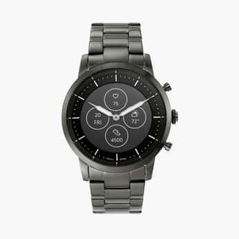 FOSSIL Men Hybrid Collider HR Smartwatch - FTW7009