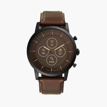 FOSSIL Men Hybrid HR Collider Smartwatch - FTW7008