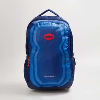 AMERICAN TOURISTER Unisex Colourblocked Travel Backpack