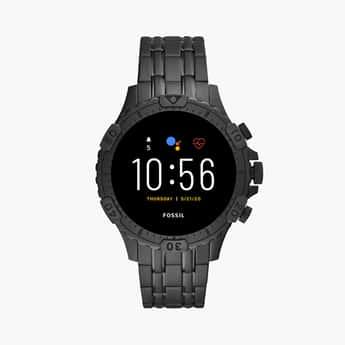 FOSSIL Men Garrett Gen 5 Touchscreen Smartwatch - FTW4038
