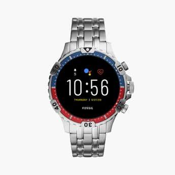 FOSSIL Men Garrett Gen 5 Touchscreen Smartwatch - FTW4040