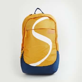 SKY BAGS Men Printed Backpack