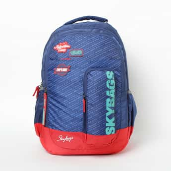 SKYBAGS Astro Nxt Printed Backpack