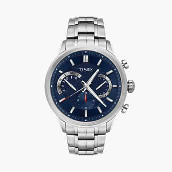 TIMEX Men Analog Watch with Metal Strap - TWEG18600