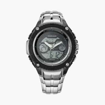 FASTRACK Men Digital and Analog Watch- 38053PM01