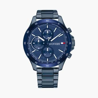 TOMMY HILFIGER Men Analog Watch with Metal Strap - TH1791720