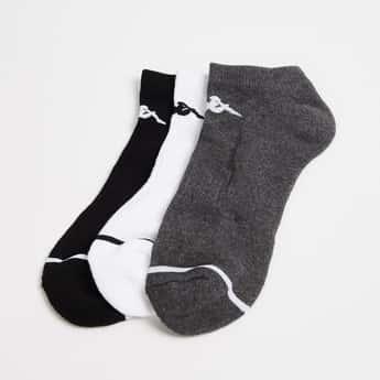 KAPPA Men Textured Socks- Set of 3
