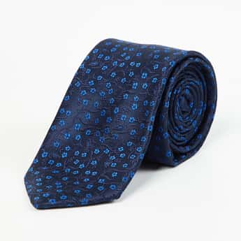 LOUIS PHILIPPE Men Patterned Tie
