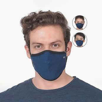 WILDCRAFT Unisex Textured Face Mask