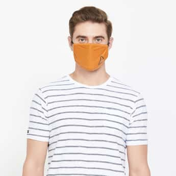 FAME FOREVER Men Printed Assorted Anti-Bacterial Mask