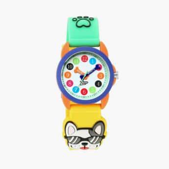 ZOOP Kids Printed Analog Watch- 26016PP01