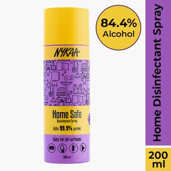 NYKAA Home Safe Multipurpose Disinfectant Spray with Alcohol