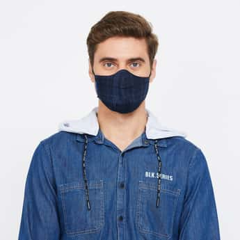 JACK & JONES Men 3-Ply Anti-Viral Assorted Outdoor Mask