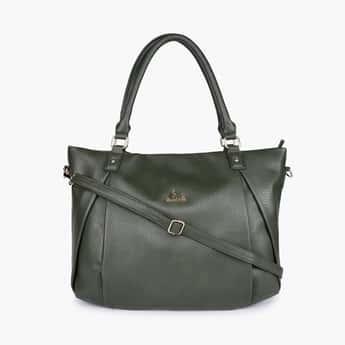 LAVIE Women Textured Handheld Bag