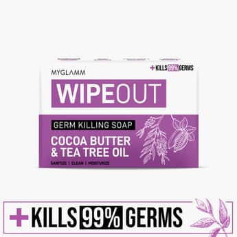 MY GLAMM Wipeout Germ Killing Soap