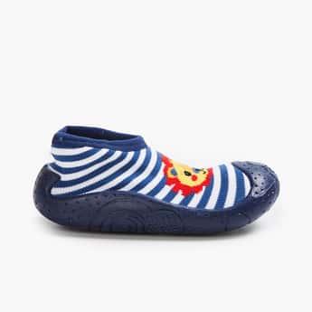 FAME FOREVER Boys Sock-Knit Shoes