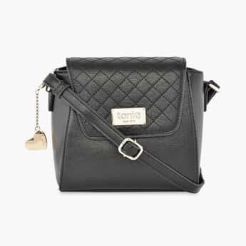 TONIQ Women Quilted Sling Bag