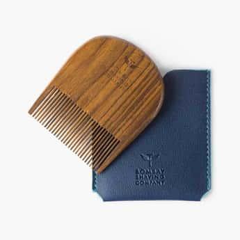 BOMBAY SHAVING COMPANY U-Shaped Beard Comb