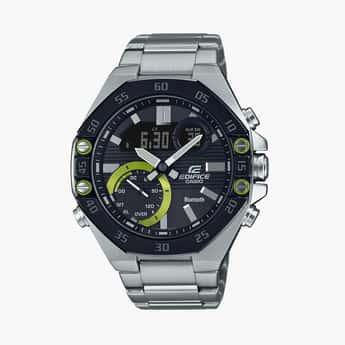 CASIO Edifice Men Bluetooth-Connected Watch - ECB-10DB-1ADF-(ED493)
