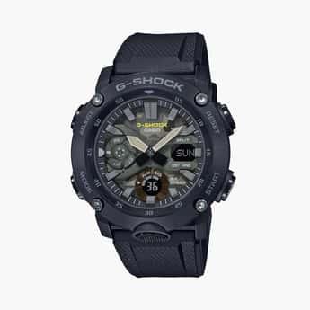 CASIO G-Shock Men Carbon Core Guard Analog-Digital Watch - A-2000SU-1ADR-(G1018)
