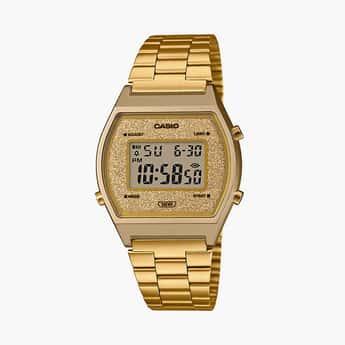 CASIO Vintage Unisex Digital Watch - B640WBG-1BDF (D188)