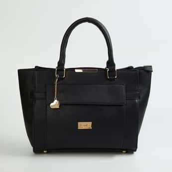TONIQ Women Solid Handheld Bag