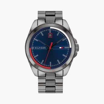 TOMMY HILFIGER Men Water-Resistant Analog Watch- TH1791687