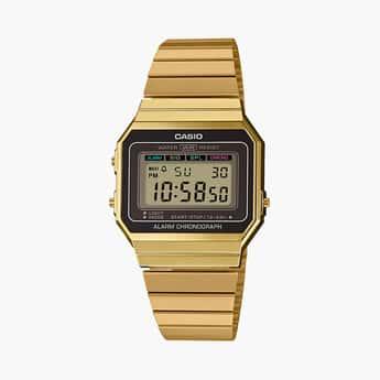 CASIO Unisex Digital Multifunction Watch - D198