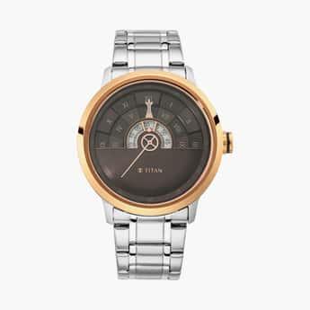 TITAN Grand Master II Men Analog Watch - 1828KM02