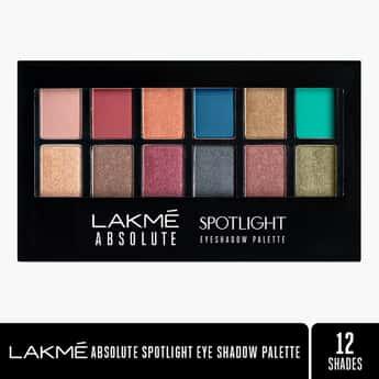 LAKME Absolute Spotlight Eye Shadow Palette - Stilettos