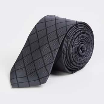 CODE Men Patterned Formal Tie