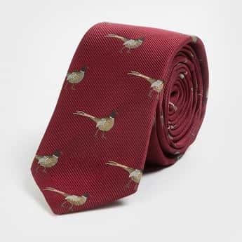 CODE Men Printed Tie