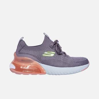 SKECHERS Women Solid Sports Running Shoes
