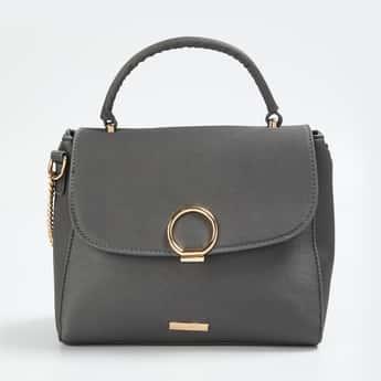 CODE Women Solid Handheld Bag