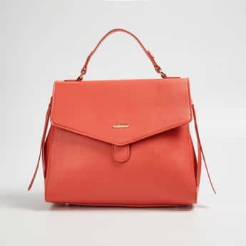 GINGER Women Solid Handheld Bag