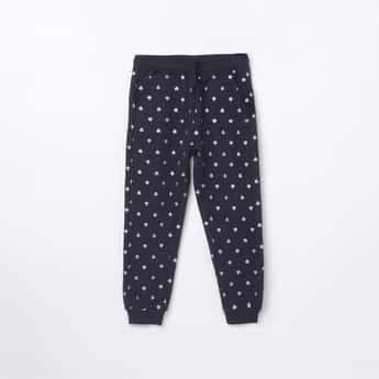 FAME FOREVER KIDS Girls Printed Joggers