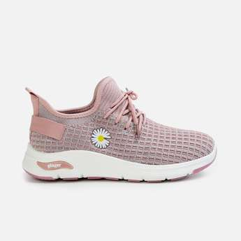 GINGER Women Sports Lace-Up Shoes