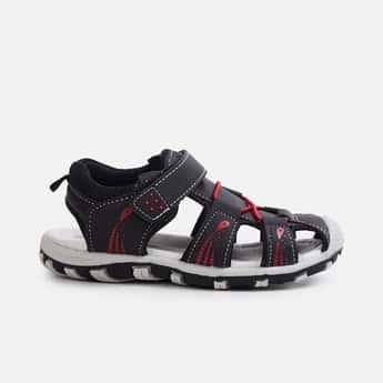 FAME FOREVER Boys Solid Velcro Sandals