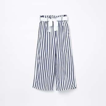 BOSSINI Girls Striped Culottes