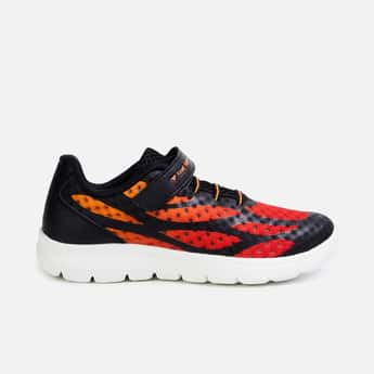 FAME FOREVER Boys Mesh Velcro-Strap Casual Shoes
