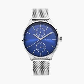 TITAN Men Analog Watch - 1833SM01