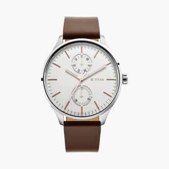 TITAN Men Analog Watch - 1833SL02