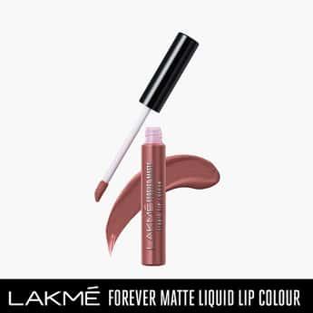 LAKME Forever Matte Liquid Lip Colour - Nude Hue - 5.6 ml