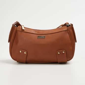 CODE Women Solid Sling Bag