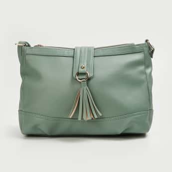 GINGER Women Solid Sling Bag