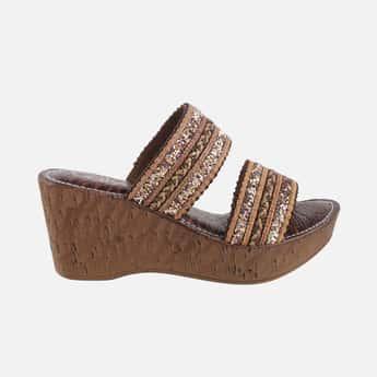 CATWALK Women Embellished Platform Heels